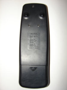 Philips Magnavox TV Remote Control N0323UD U142 back view