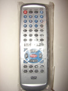 DVD VIDEO Remote Control front photo