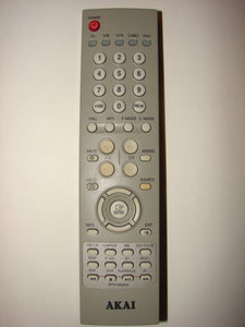 AKAI BP59-00069A DVD player Remote Control frontal image