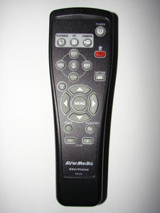 AVerMedia AVerVision RM-GA PC MAC TV Video Projector Editor Remote Control