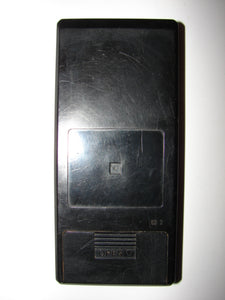 URC64EC45 General Electric TV Remote Control GE 62 2 back view