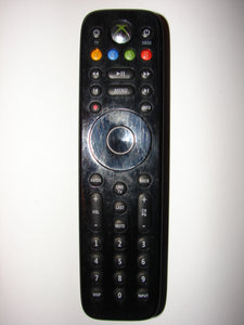 Model 1493 XBOX 360 Media Remote Control obverse image