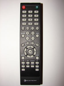 JJ-666B Element DVD Player Remote Control