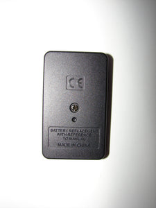 back of RM-2 Olympus Remote Control for Digital Cameras E C System Series