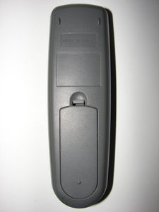 CT-836 Toshiba TV Remote Control back view image