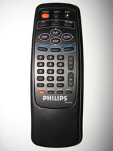 N9250UD Philips VCR Remote Control top photo