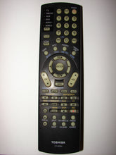 CT-90164 Toshiba Universal Remote Control front picture