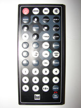Dual DVD Player Remote Control photo