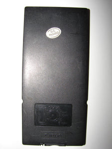 Dual DVD Player Remote Control back photo
