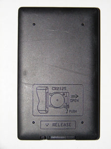 Alarm Camera Remote Control rear image