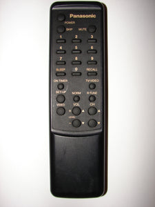 EUR641036 GUR64EC978 3 Panasonic TV Remote Control top photo