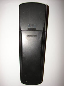 G0996CESA Bell + Howell TV VCR Remote Control back image
