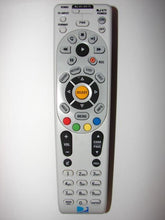 RC66RX DirecTV Satellite TV Remote Control frontal shot