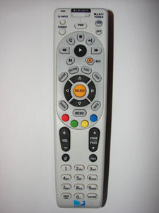 RC64 DirecTV Satellite TV Remote Control from the front