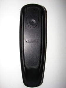 CRK63A1 S9 RCA TV Remote Control back