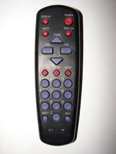 CRK10A1 RCA TV Remote Control XX15207-620 EIA55397412 RXE * 226551 K1D front