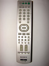 RM-Y1001 Sony TV DVD Sat Cable Remote Control
