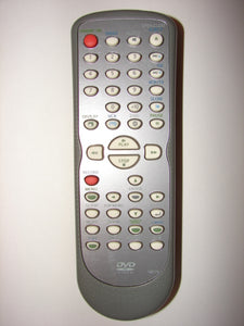 NB179 DVD Player Remote Control