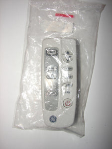 front of GE Air Conditioner Remote Control ARC-767 in package
