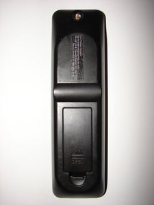 rear view of Insignia NS-RC5NA-14 TV Remote Control