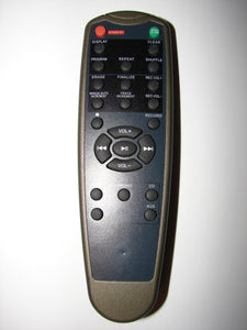 front photo of ITVS-750RC it innovative technology Remote Control for Stereo System