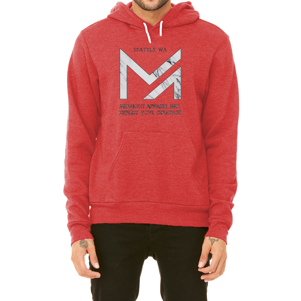 Infrared Ultra Soft Hoodie
