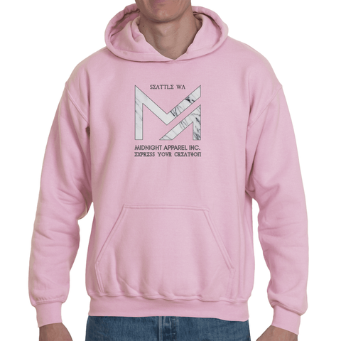 Cotton Candy Marble Hoodie