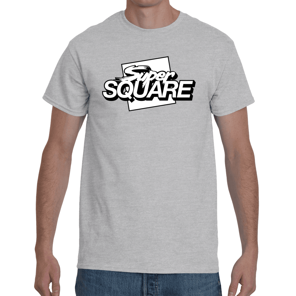 Super Square Logo Shirt