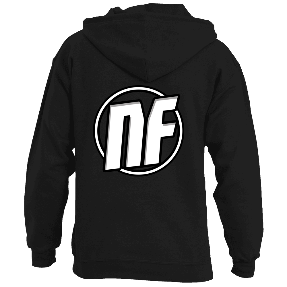 Nato Feelz Zip-Up Hoodie