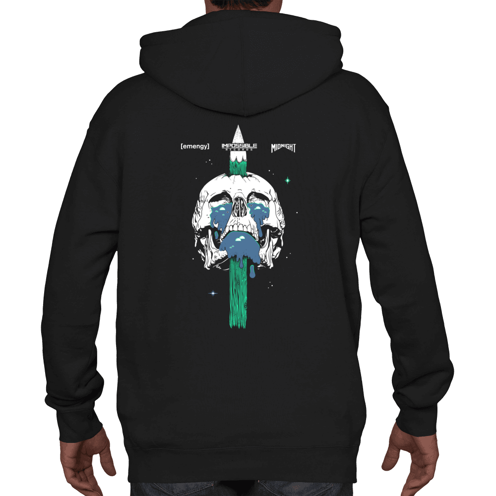 Emengy Tar Pit Hoodie