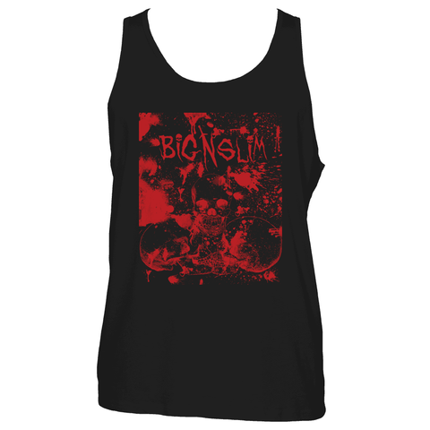 Big N Slim Red Skull tank