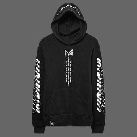 Expression Pullover Hoodie