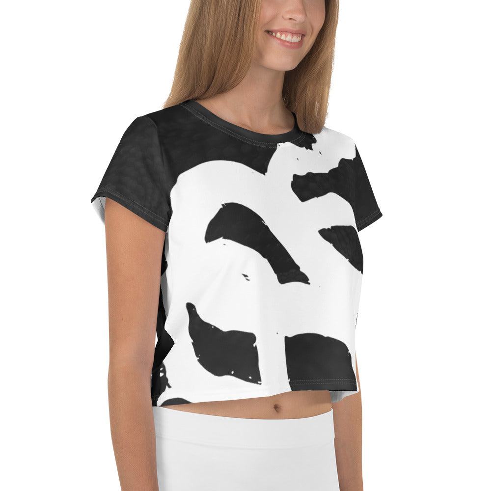 VIPERACTIVE Sublimated Crop tee