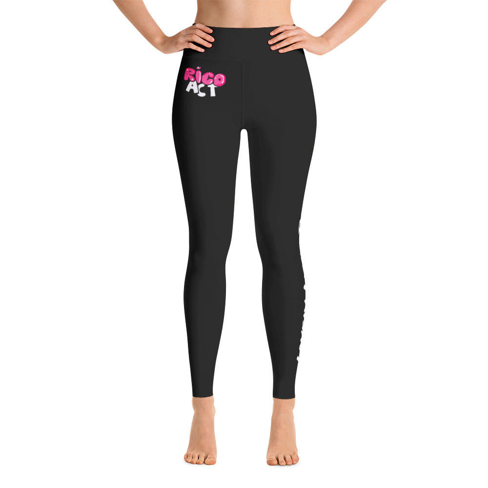 Rico Act Yoga Leggings