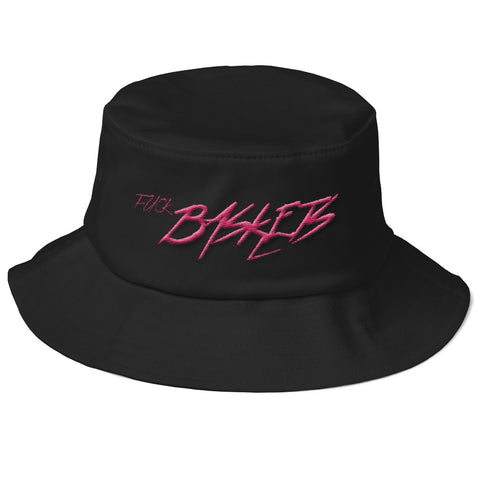 F*ck Baskets Bucket Hat Pink