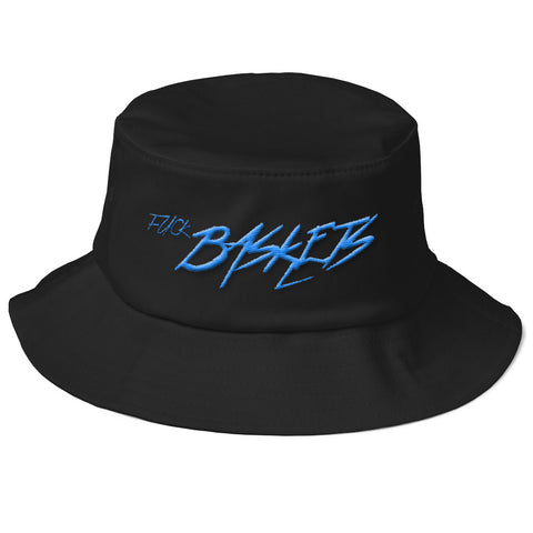 F*ck Baskets Bucket Hat Blue