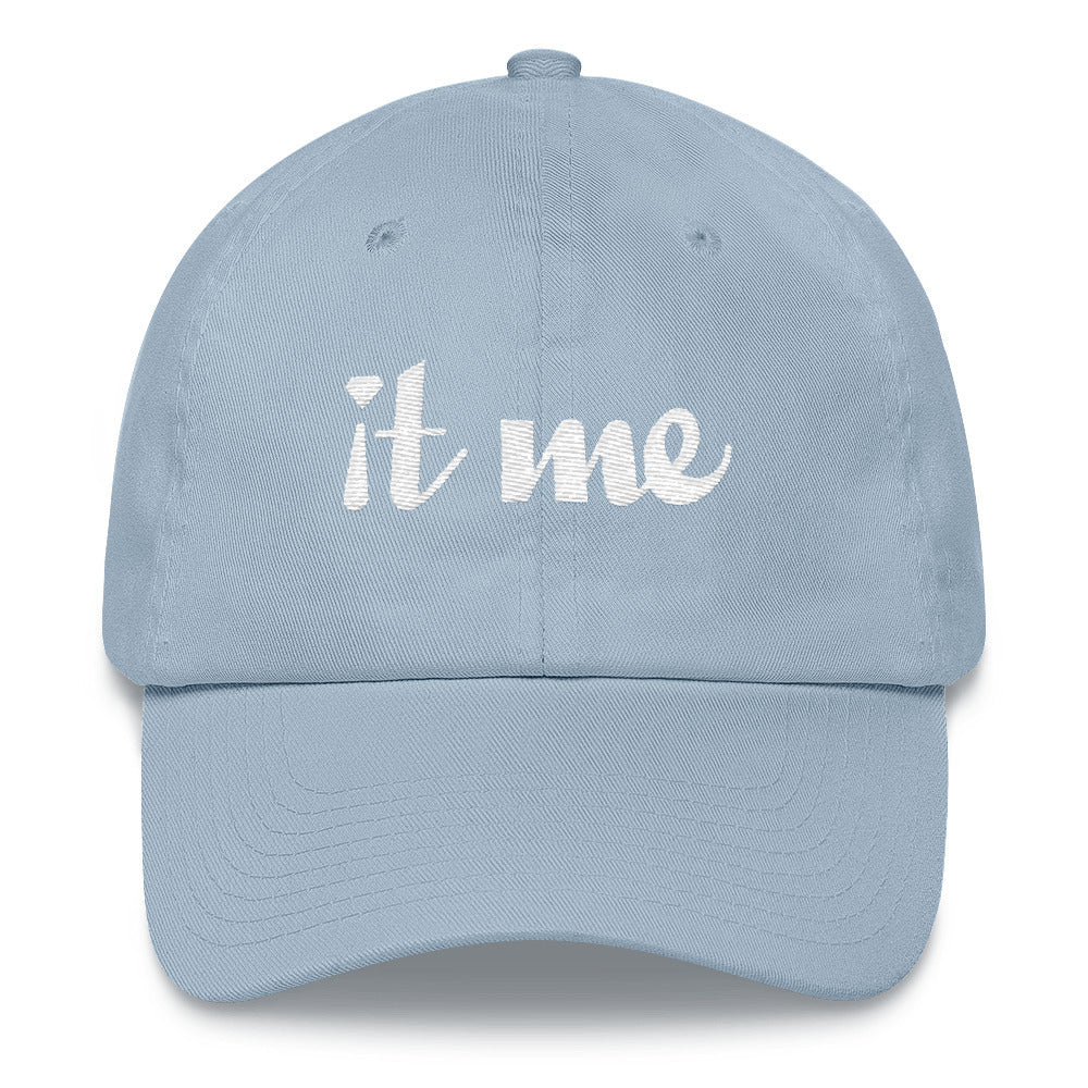 Iconic Dad Hat (Pastel)