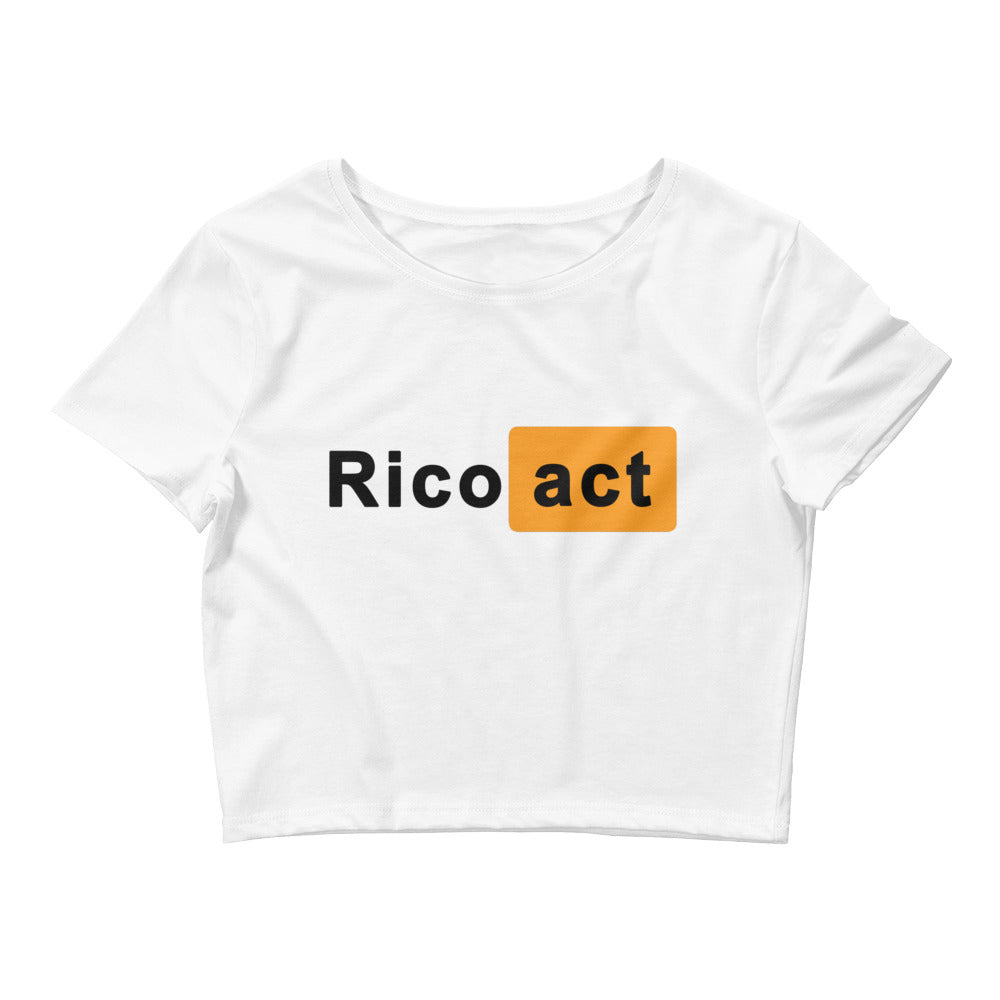 Rico Act Women's Crop Top