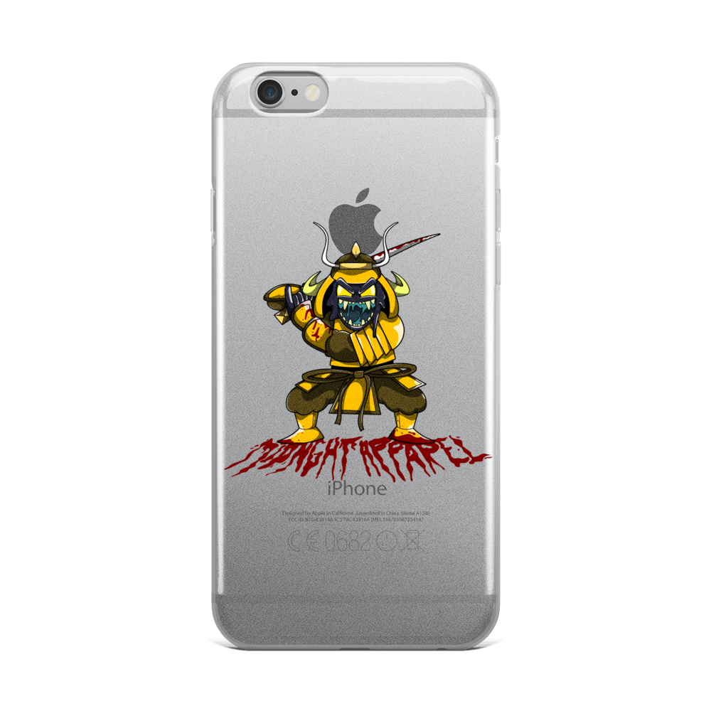 Samurai Killer iPhone Case