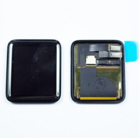 iWatch 38MM LCD & Touch Panel Assembly Black