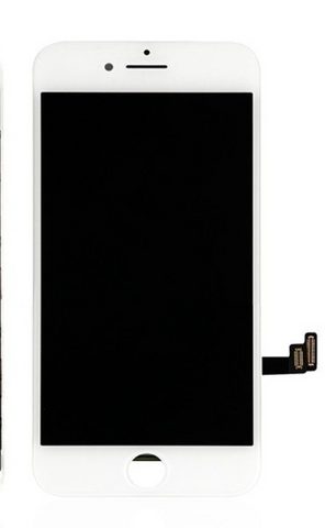iPhone 8 Plus White LCD Replacement Part (High Copy)