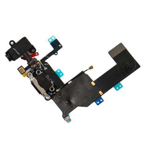 iPhone 8 Charging Port/Headphone Jack Flex Cable Gold