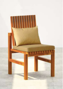 STREAM OUTDOOR DINING CHAIR