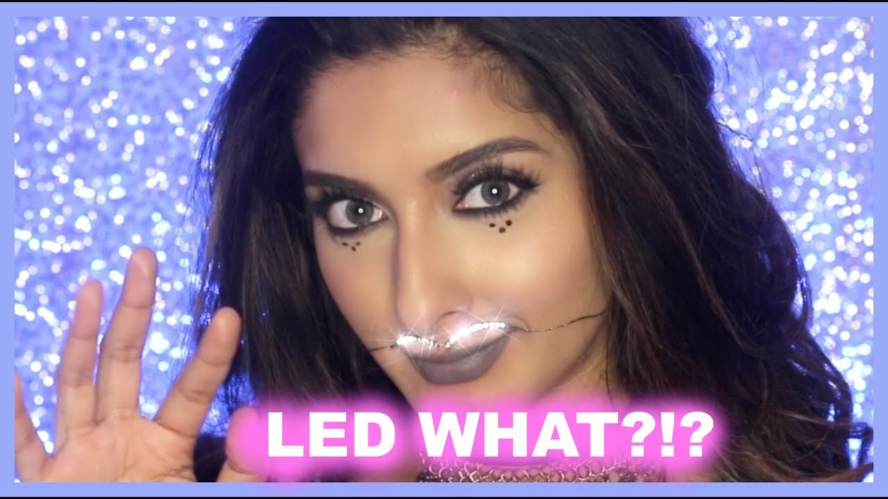 How to Apply LED Lashes