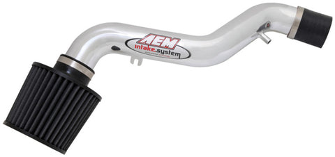 AEM 88-91 Civic EX/SI CRX SI Polished Short Ram Intake