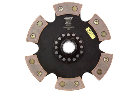ACT 2001 Toyota Tacoma 6 Pad Rigid Race Disc