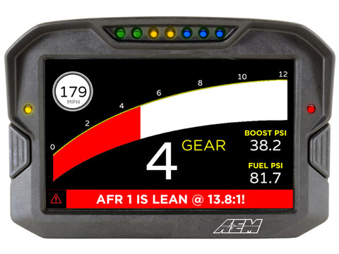 AEM CD-7 Carbon Digital Dash Display