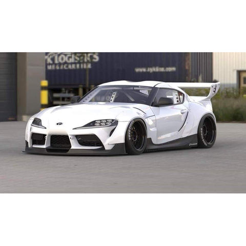 GREDDY PANDEM: SUPRA A90 FULL KIT W/ WING