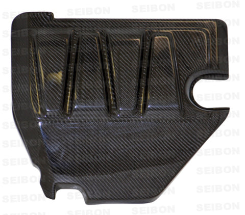 Seibon 08-12 Mitsubishi Lancer Evo X Carbon Fiber Engine Cover