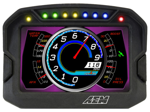 AEM CD-5 Carbon Digital Dash Display
